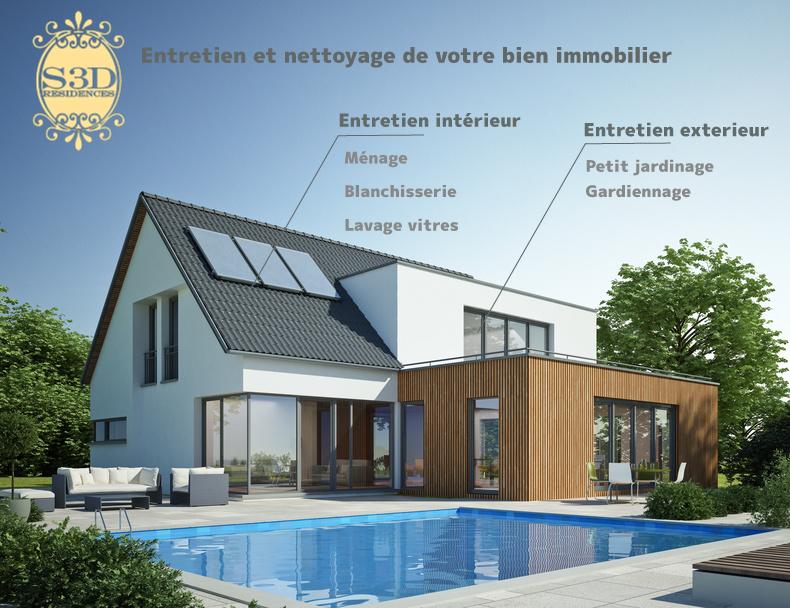 entretien et nettoyage de votre bien immobilier